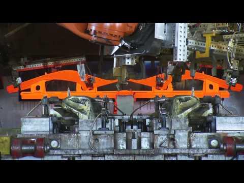 BMW Dingolfing Plant - Press Shop
