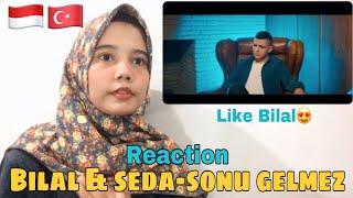 BILAL SONSES ft SEDA TRIPKOLIC-SONU GELMEZ REACTION I REACTION FROM INDONESIA🇮🇩 | TURKISH REACTION
