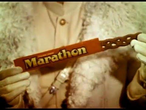 Marathon Candy Bar Commercial (1975)