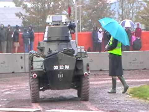 Ferret Scout Car Demo