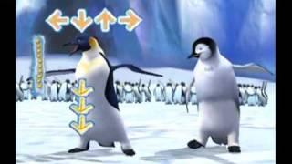 Happy Feet Movie Game Walkthrough Part 21 (Wii)