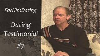 Quit dating online if you wanna succeed - testimonial #7