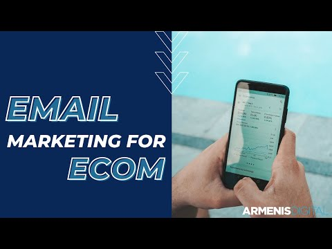 EMAIL Marketing For Shopify Ecommerce List Building Beginners 📧