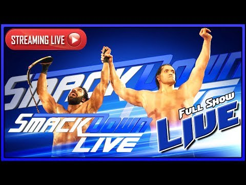 Download WWE SmackDown Live Full Show July 25th 2017 Live Reactions