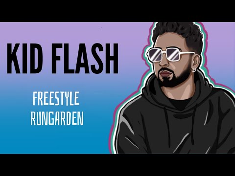 "KID FLASH | Freestyle ""RG"""