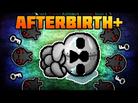 The LOCKED - Afterbirth+ Mod