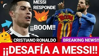Ronaldo vs Messi Goals