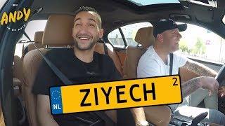 Hakim Ziyech deel 2 - Bij Andy in de auto