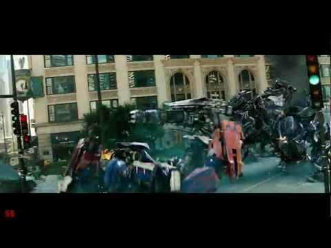 Transformers 3 - Optimus Prime vs Shockwave