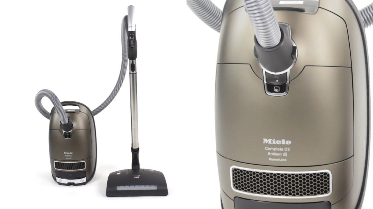 miele brilliant canister vacuum cleaner sylvane