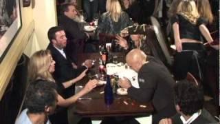 Waitress Spills Tray of Food on Actor Joe Pantoliano