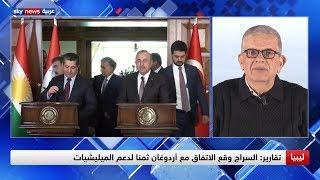 Gambar cover خطار أبو دياب: أردوغان يتخيل أن بإمكانه تخطي دول ورسم حدود