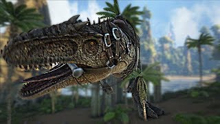 Ark in the eyes of a Giga... [CInematic]