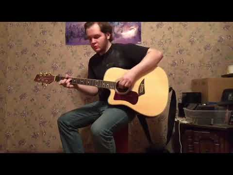 Adam Gontier - Lost Your Shot - Guitar And Vocal Cover