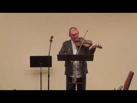 Mark Lewis - Worship Violinist - Live in South Carolina