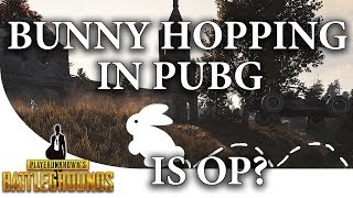 How to Bunny Hop consistently! - Battlegrounds Strategy, Tips and Tricks *silent jumping got fixed*