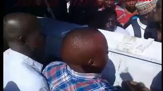 Video ya   Mwili wa Sam wa Ukweli Ukitolewa Hospital Mwananyamala