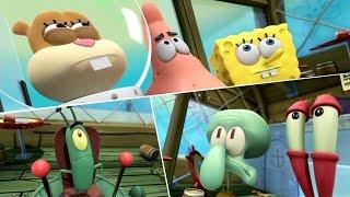 SpongeBob HeroPants - Part 1 (Xbox 360)