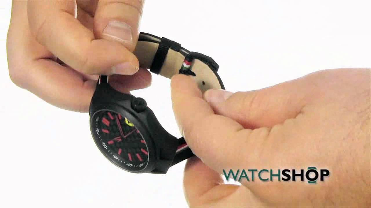 Каталог часов scuderia ferrari, имеющих следующие преимущества: швейцарское качество, долговечность, дополнительные функции для гонщика.