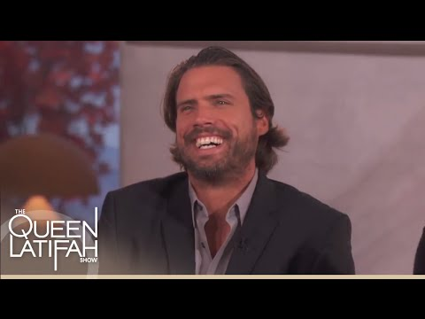Joshua Morrow Celebrates Twenty Years! | The Queen Latifah Show
