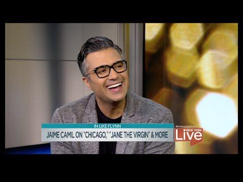 "Jaime Camil on ""Chicago,"" ""Jane the Virgin,"" & More"