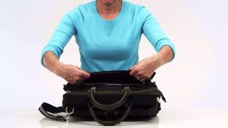 Good To Go expandable work bag by Annette Ferber Thumbnail