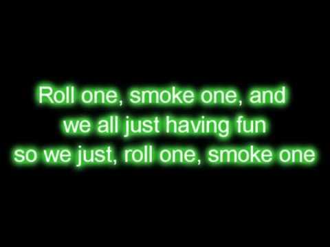 Smoke weed get drunk