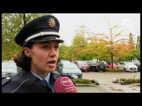 """Polizei deklariert Südpark von Halle-Neustadt als """"gefährlichen Ort"""", TV-Halle 7.10.16"""