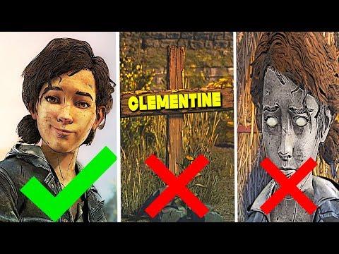"""Why NO Multiple Endings? - The Walking Dead:Season 4 Episode 4 """"Take Us Back"""" - The Final Season"""