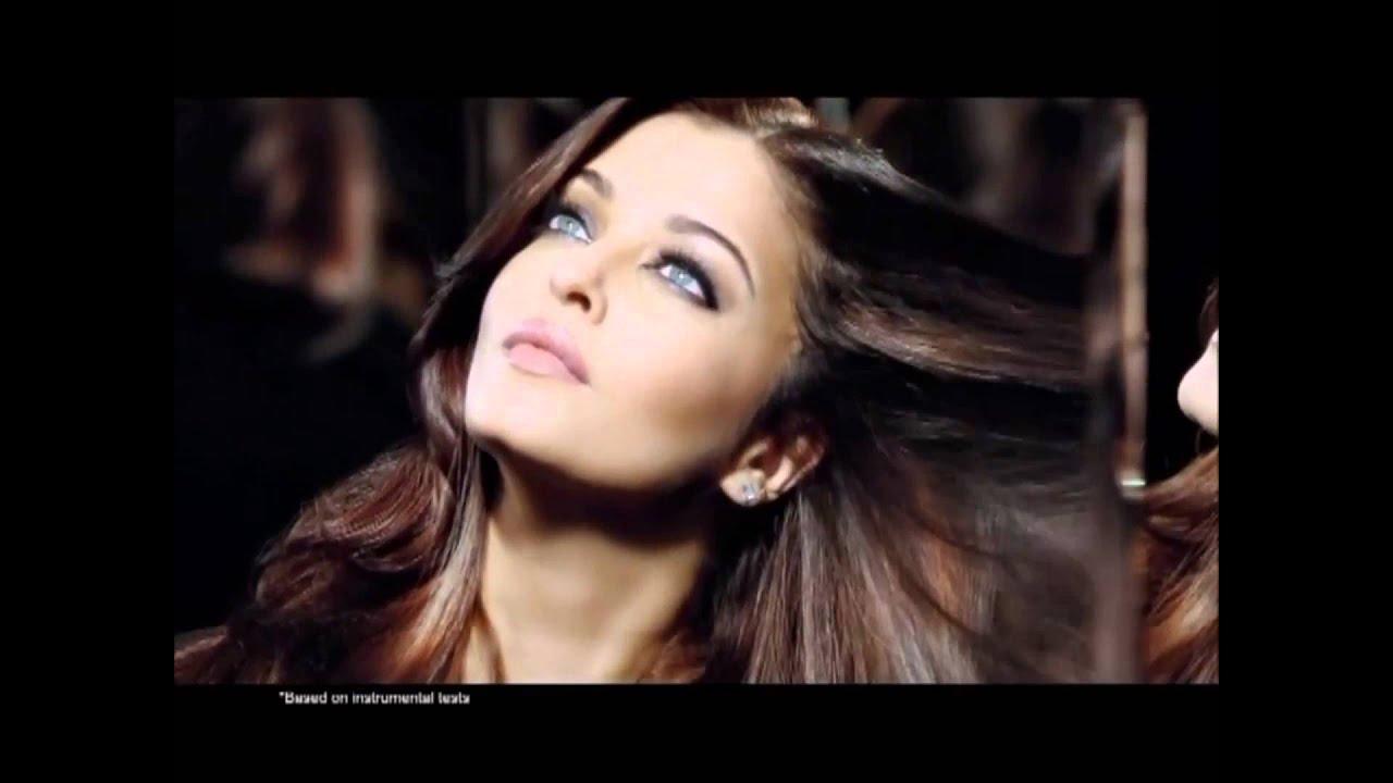 Aishwarya Rai Bachchan - Total Repair 5 conditioner (English) 2013 new