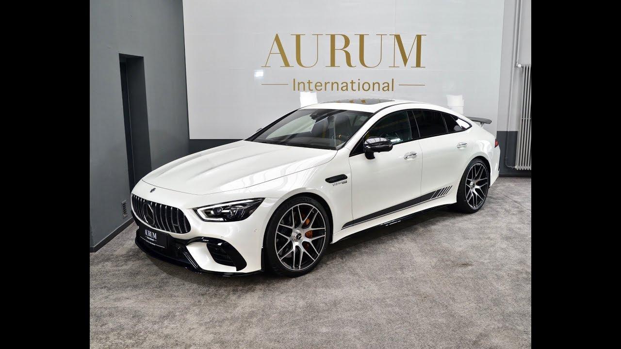 2019 Mercedes Benz Amg Gt 63 S Edition 1 Gt 4 Door Designo Diamantweiss By Aurum International