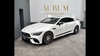 2019 MERCEDES-BENZ AMG GT 63 S *EDITION 1* GT-4 DOOR *DESIGNO DIAMANTWEISS* by AURUM International