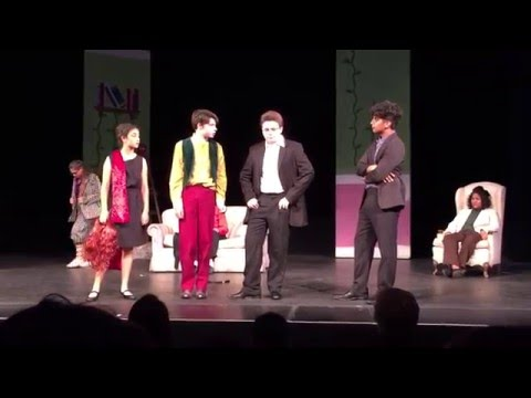 """Cut"" One Act Performance at Westmont High School 2016"