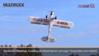 MULTIPLEX FunCub XL [deutsch]
