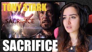 Tony Stark | Sacrifice Reaction