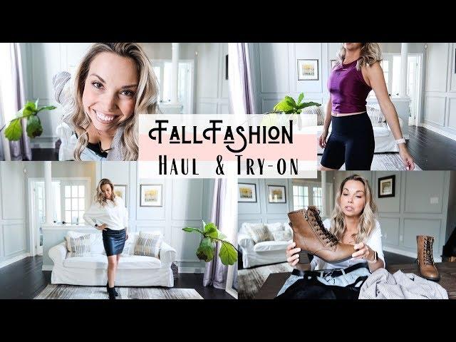 Fall Outfits 2019 | Autumn Capsule Wardrobe