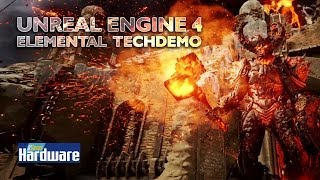 ELEMENTAL-Techdemo 2014 | Unreal Engine 4