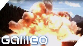 Die Anti-Terror-Ingenieure - sprengen für die Sicherheit | Galileo | ProSieben