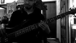 Deftones - Change (Bass Cover)