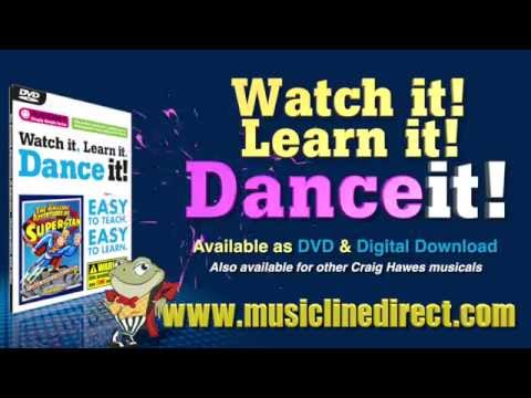 Dance it! from Musicline School Musicals