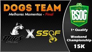 #1 Qualify BSOG15K - DOGS vs SSOF - Sn
