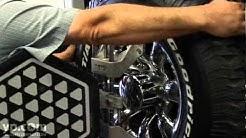 Green & White Automotive Mechanics in Spring Texas