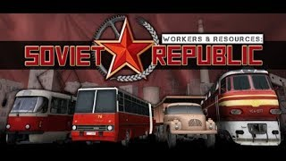 Polski gameplay Workers and Resources - Soviet Republic (#1)