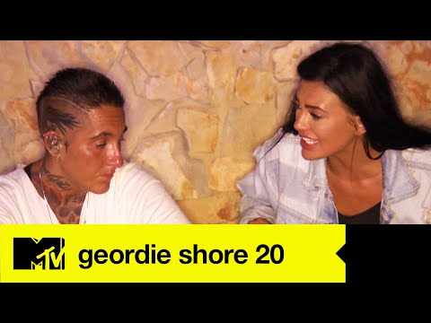 EP #5 SPOILER: Nat Attacks After Abbie's Lesbian Antics Are Revealed | Geordie Shore 20