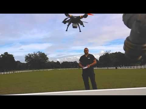 Syma x8c distance flight test. How far will it fly?  Is it worth the money?