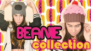 Beanie Collection | Colección de gorros de invierno - Fashion Diaries