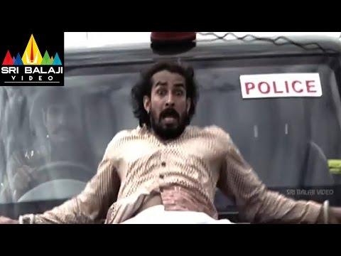 Vikramarkudu Movie Ravi Teja Warning to Bavuji | Ravi Teja, Anushka | Sri Balaji Video