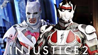 Injustice 2 Online - EPIC BATMAN AND FLASH GEAR!