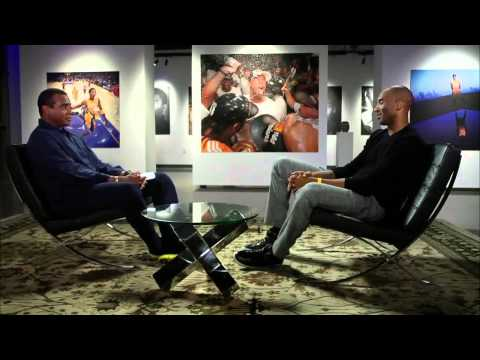 The kobe interview kobe talks Shaq beef