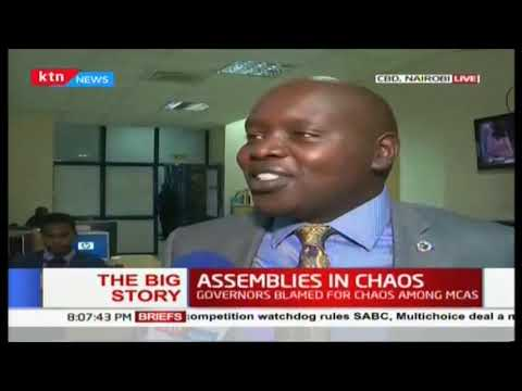 County Assemblies in chaos | #TheBigStory